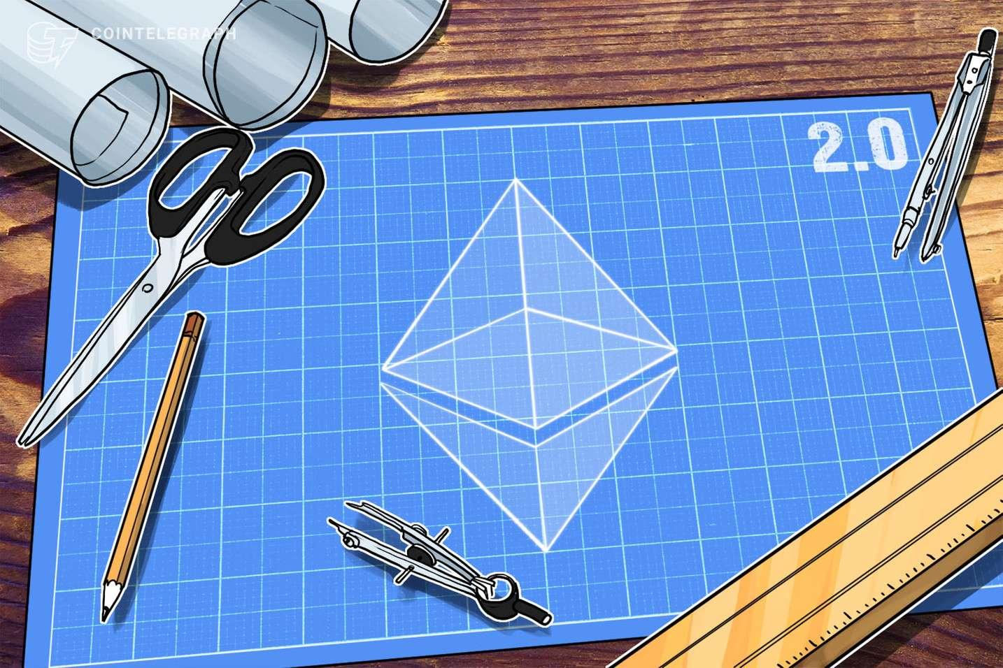 Разработчики выпустили панель запуска Validator для Ethereum 2.0 Final  Testnet | CryptoHamster.org